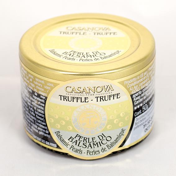 Balsamicopärlor (tryffel)