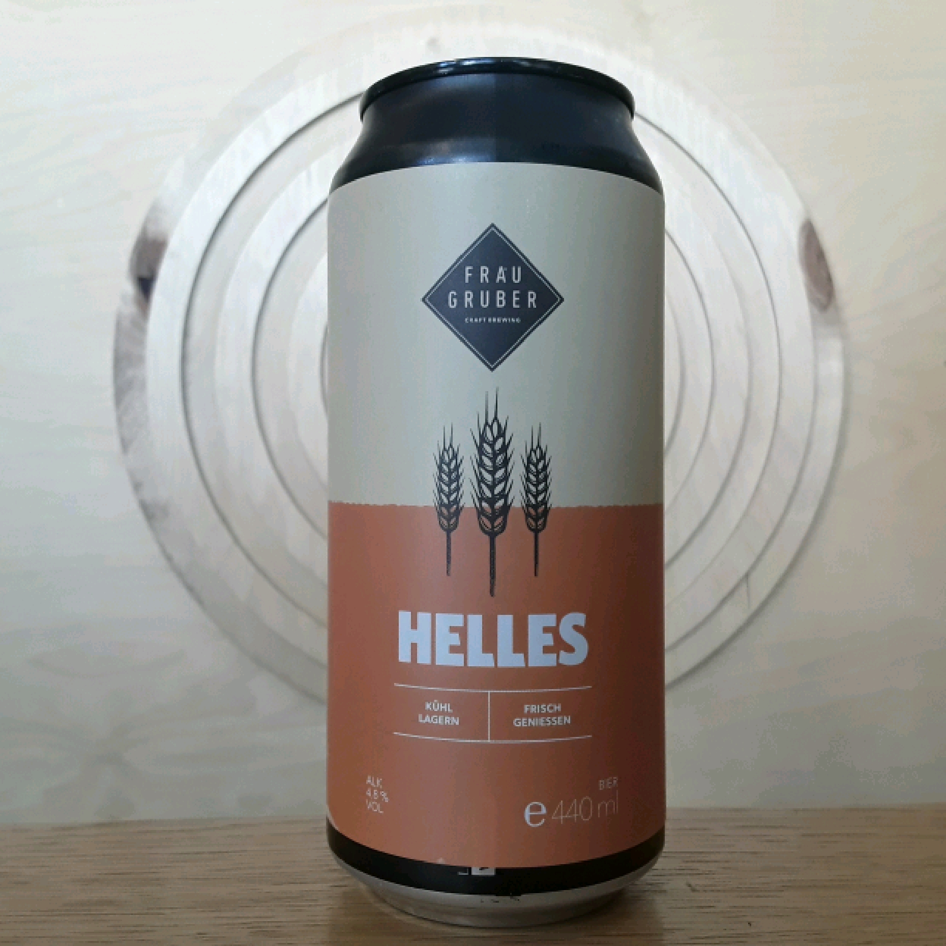 FrauGruber Brewing | Helles | Lager