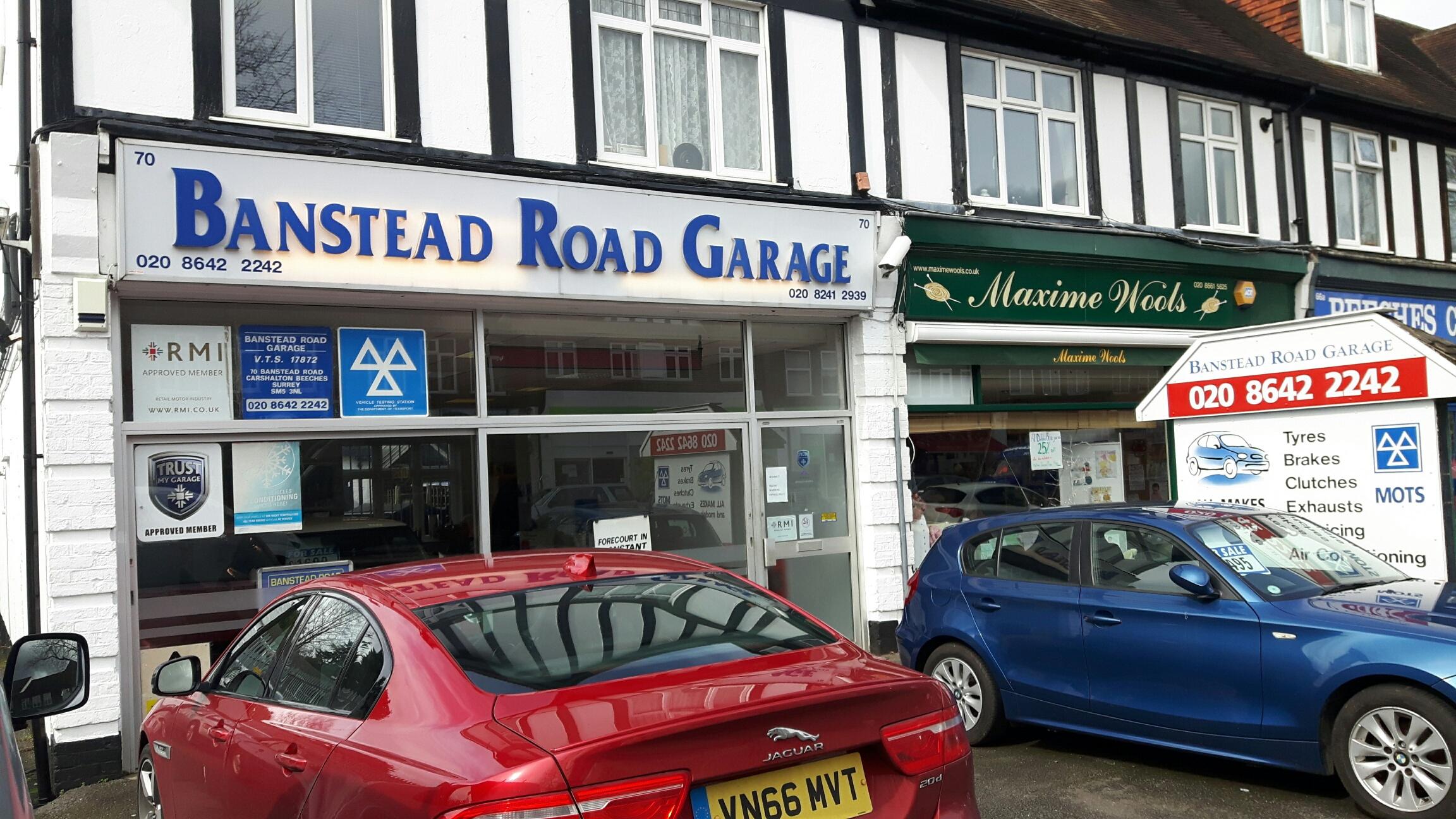 Banstead Road Garage