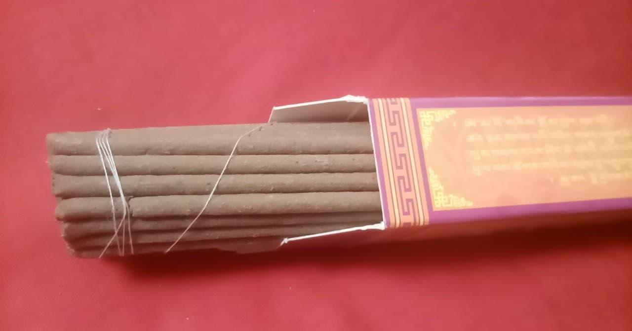 Emaho Himalayan Incense - Tibetan Incense,  28x 14cm