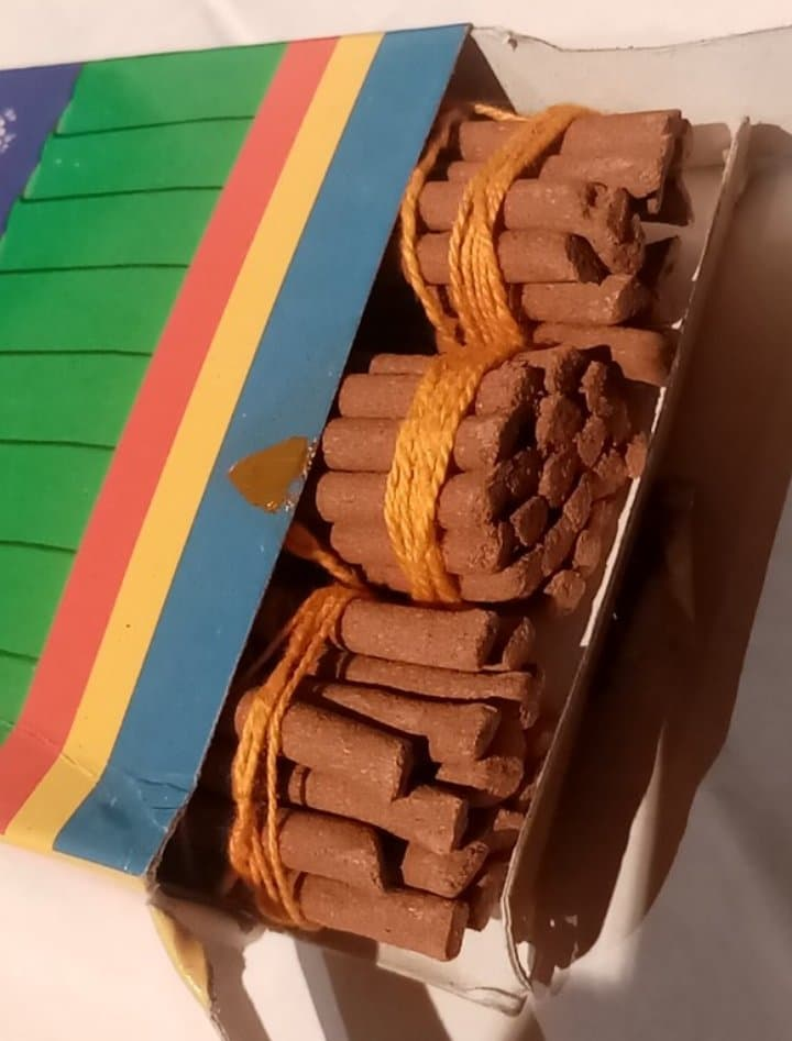 Tibetansk røkelse - Sorig, 20x3 pakke, lang