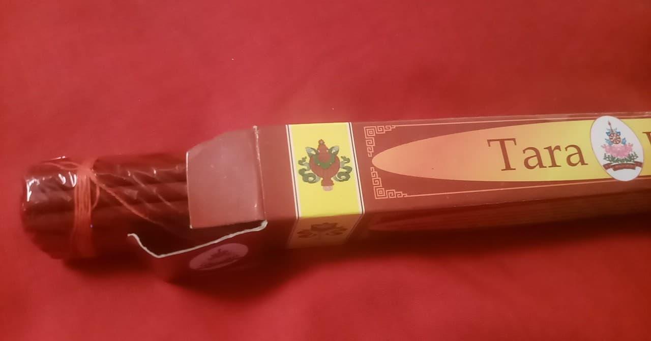 Tara Incense - Tibetan Incense,  24x 17cm