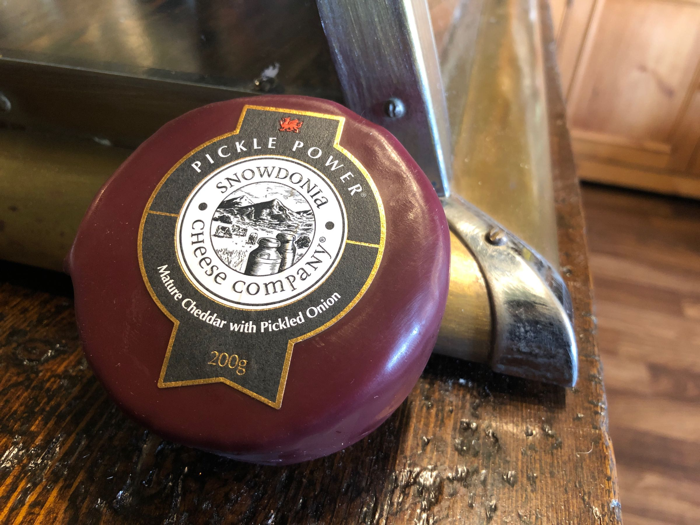 Snowdonia Cheese Co. Pickle Power 200g