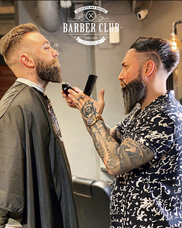Barber Club Stockholm AB