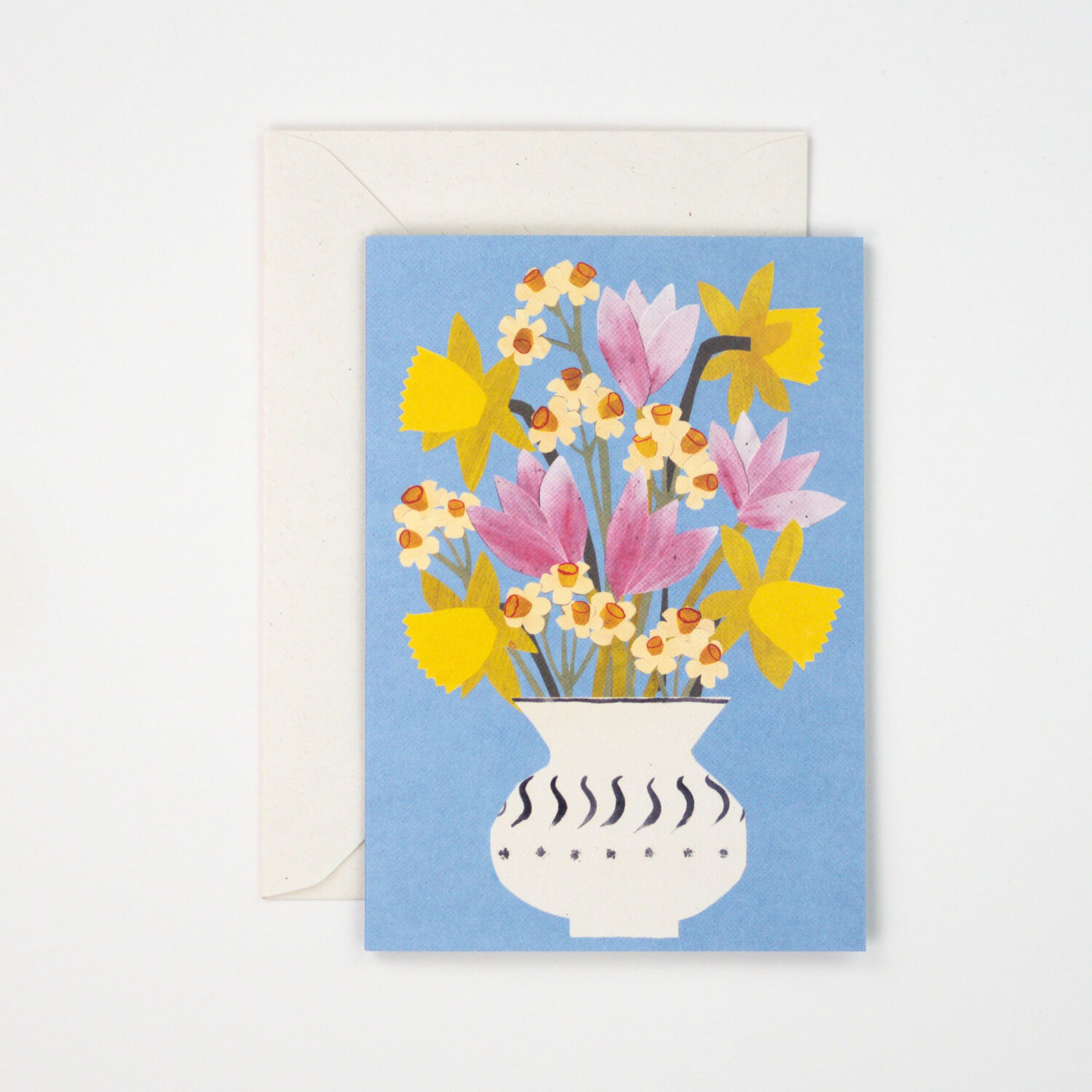 Spring Flowers Card by Hadley Paper Goods