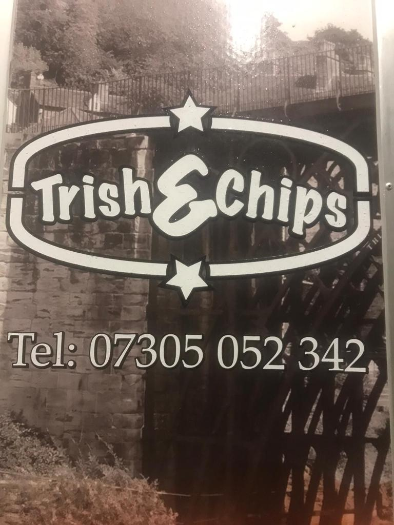 Trish and Chips