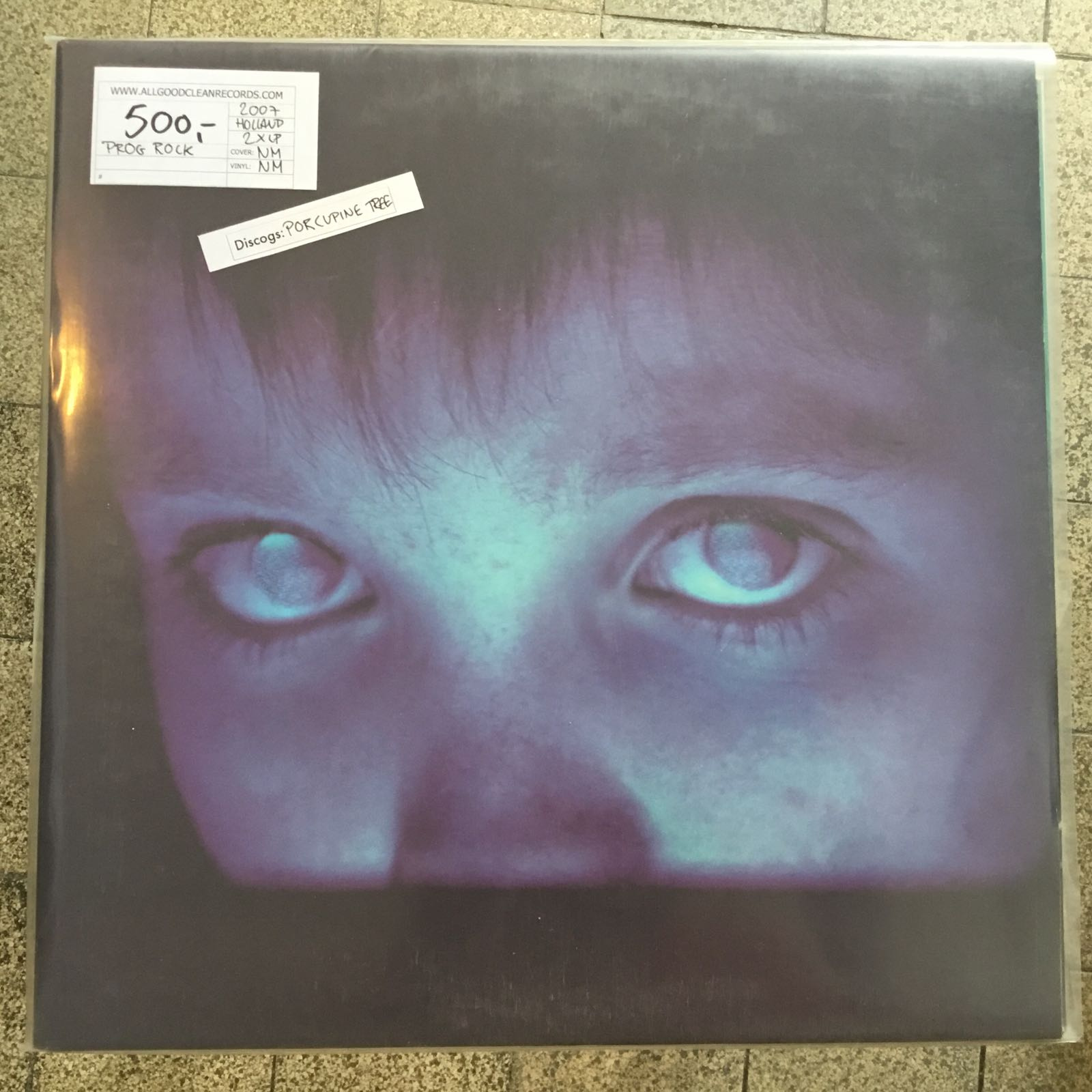 Porcupine Tree – Fear Of A Blank Planet [2xLP] (2. hand)