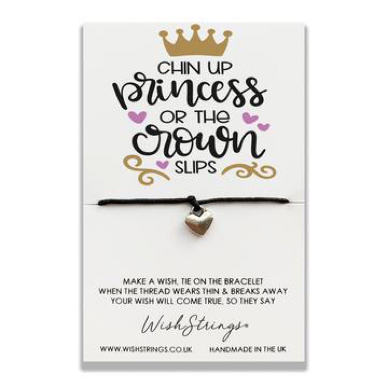 *Sale* Princess Wish String