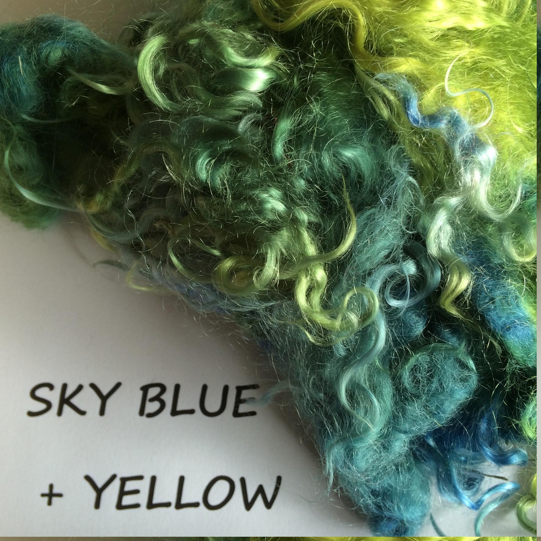 Kallfärg SKY BLUE