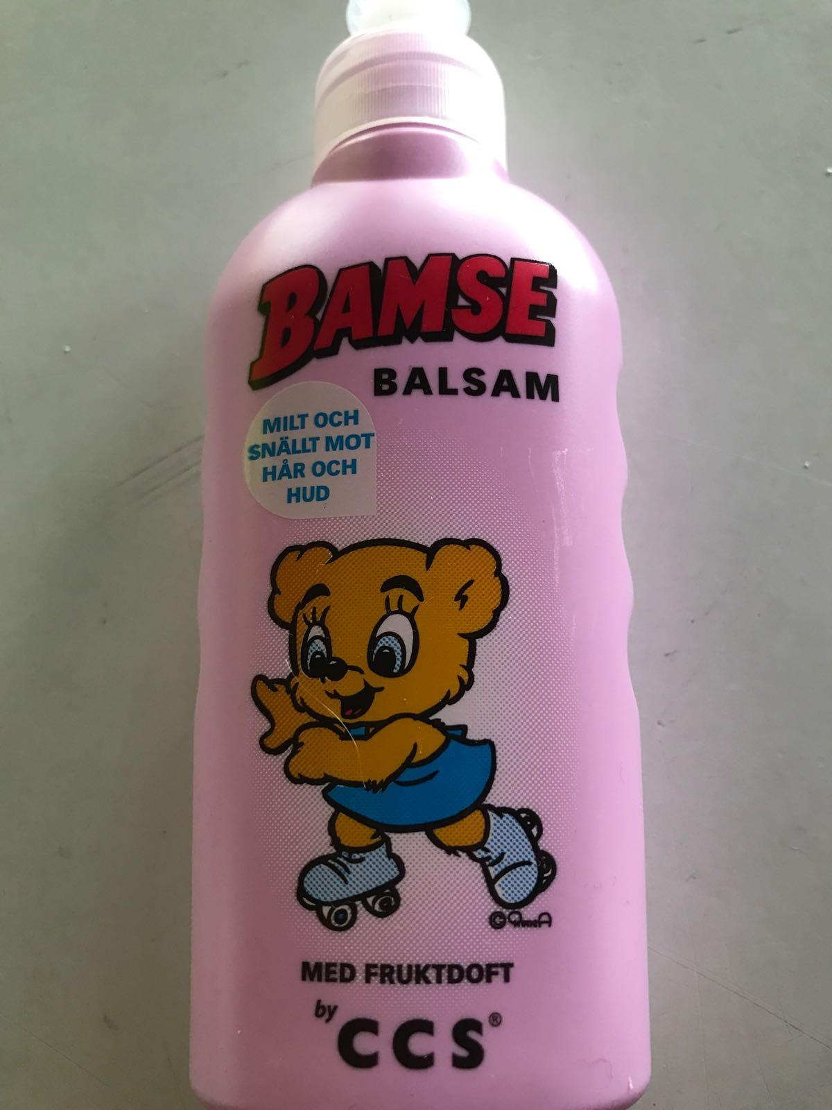 Balsam Bamse