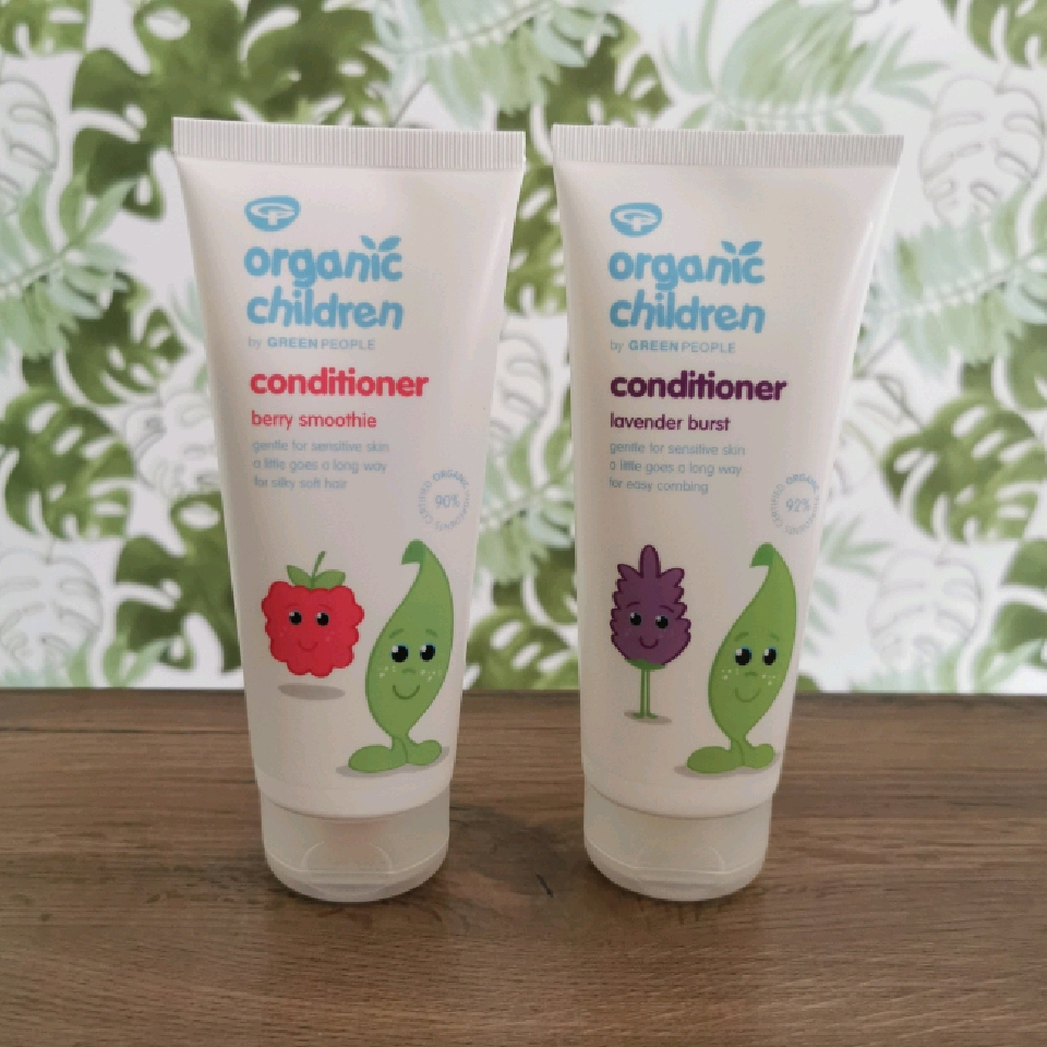 Green People Organic Children Conditioner 200ml