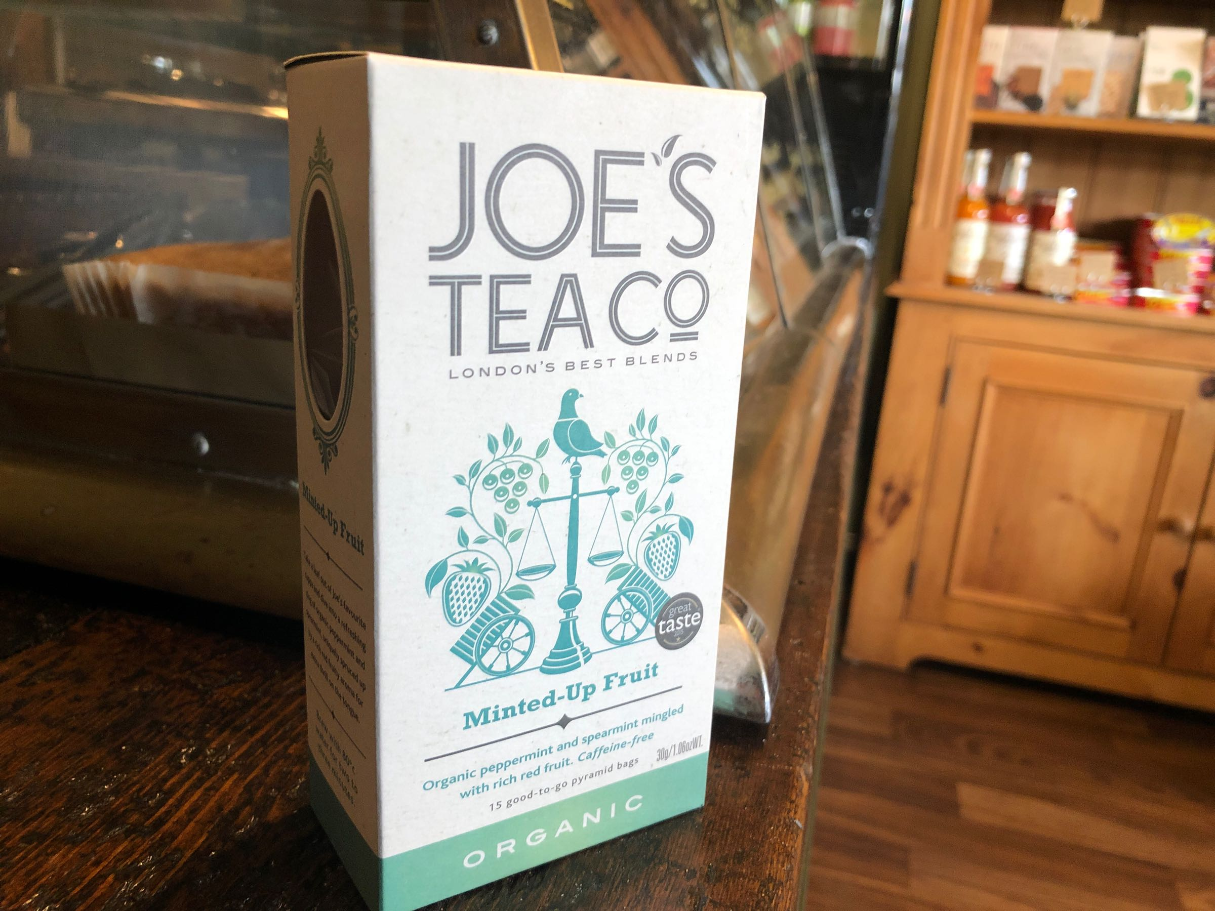 Joe's Tea Co. Minted-Up Fruit - Organic