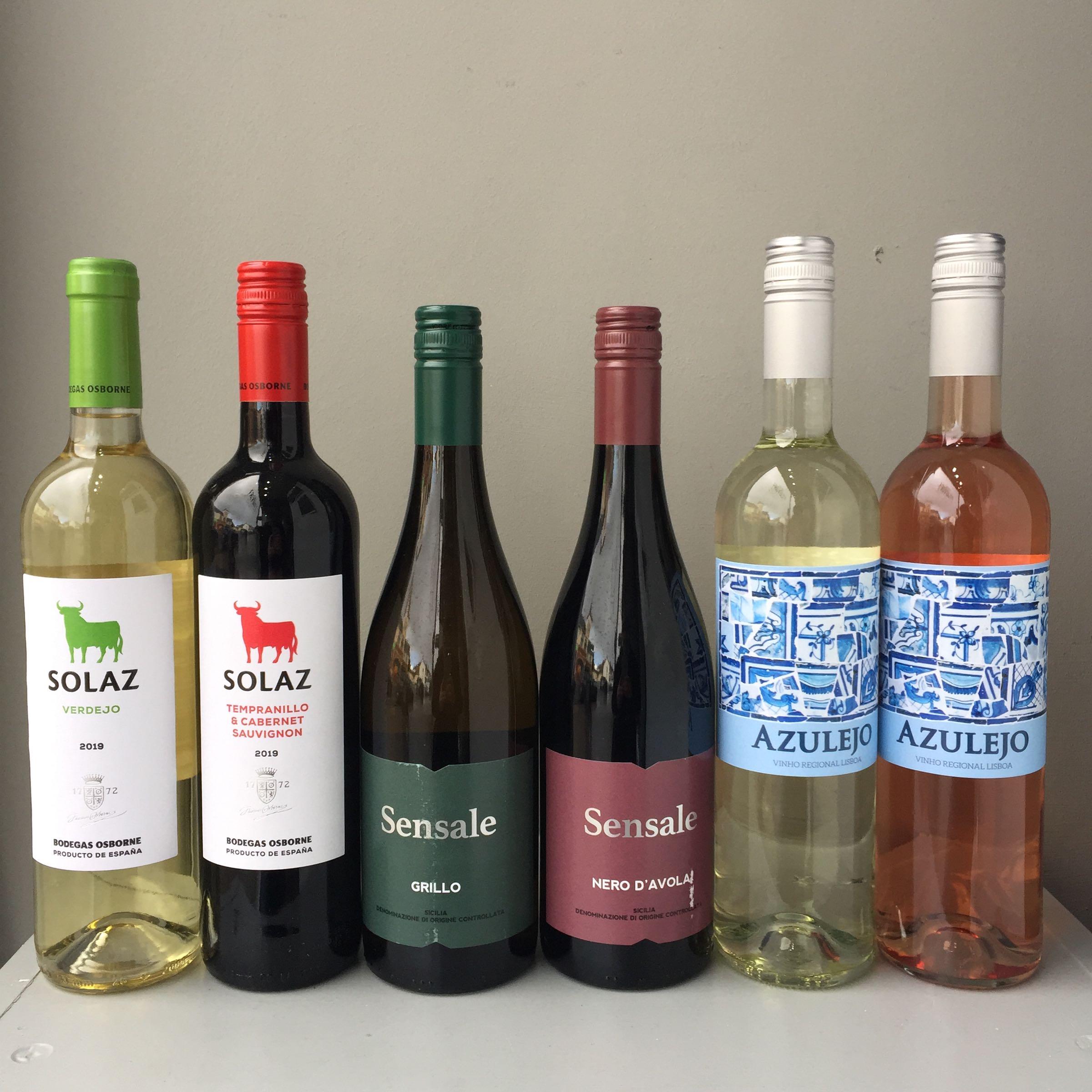 6 Bottle Mixed Case Offer
