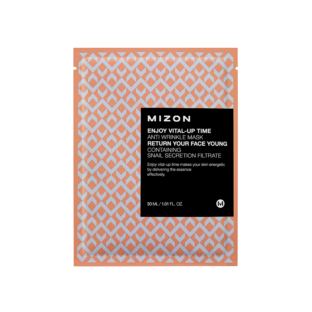 MIZON ENJOY VITAL-UP TIME ANTI WRINKLE MASK