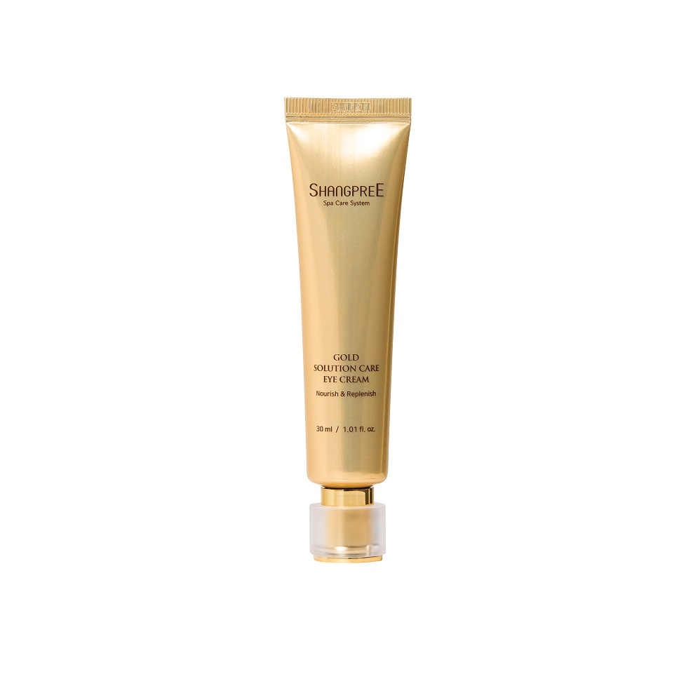 SHANGPREE GOLD SOLUTION CARE EYE CREAM 30 ML