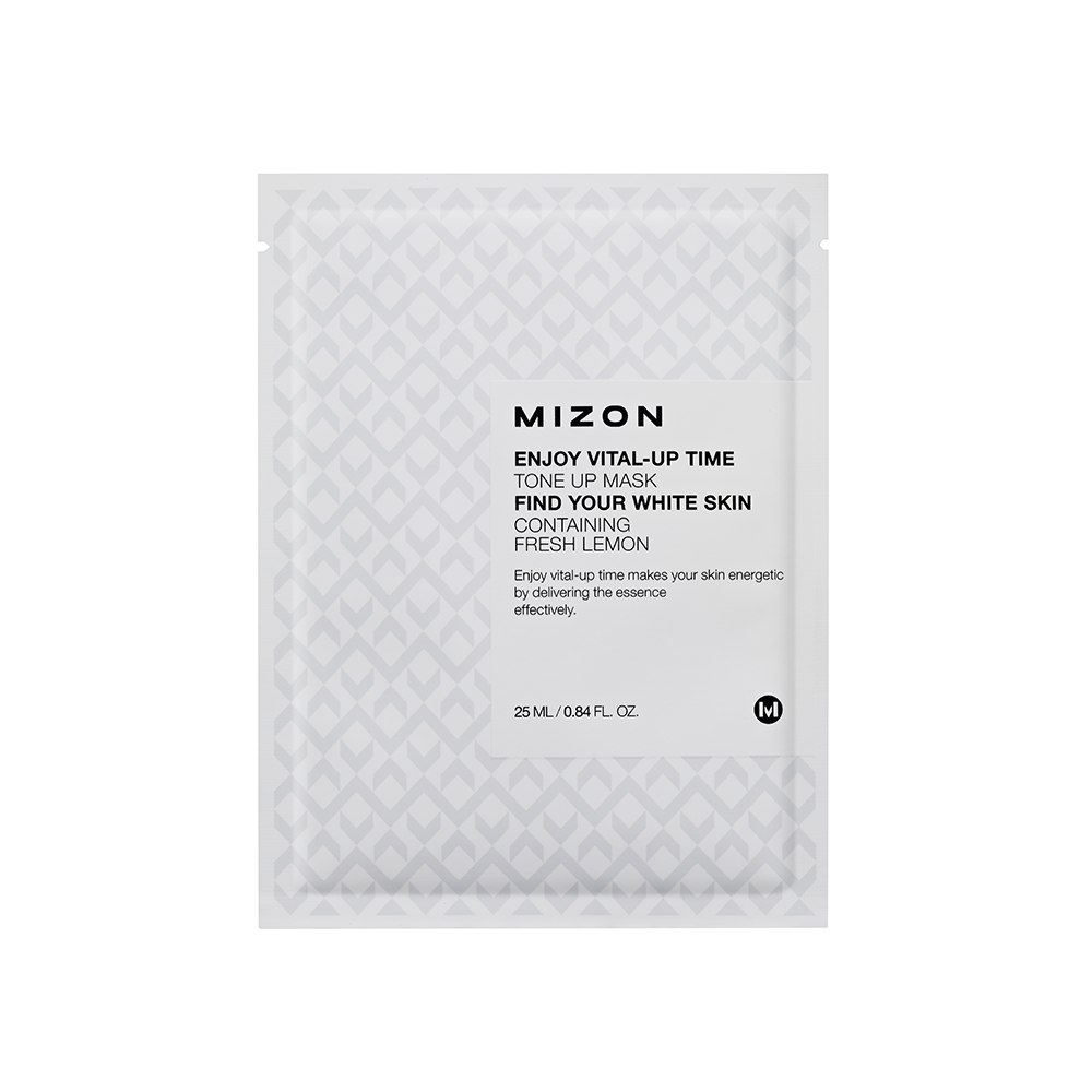 MIZON ENJOY VITAL-UP TIME TONE UP MASK