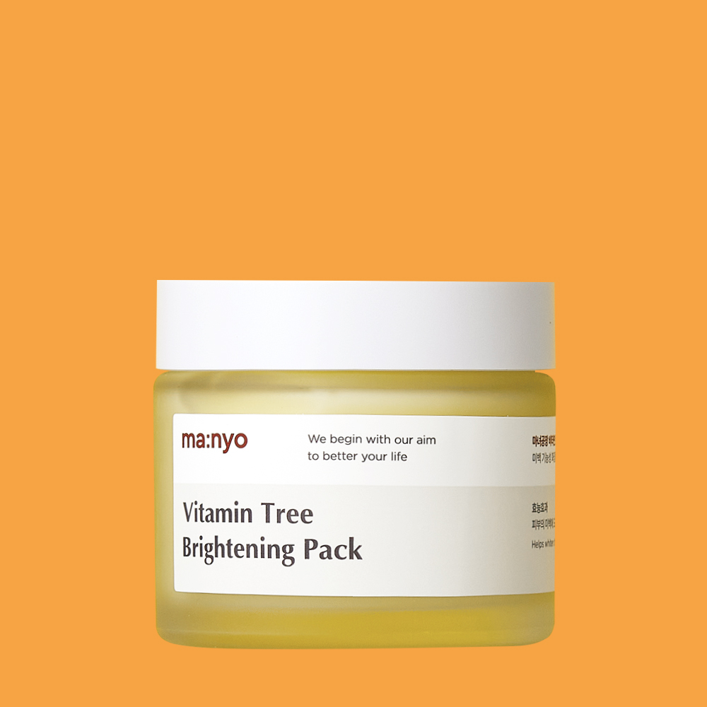 MANYO VITAMIN TREE BRIGHTENING PACK 75 ML