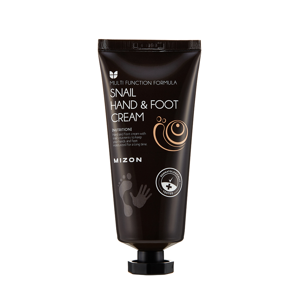 MIZON SNAIL HAND & FOOT CREAM 100 ML