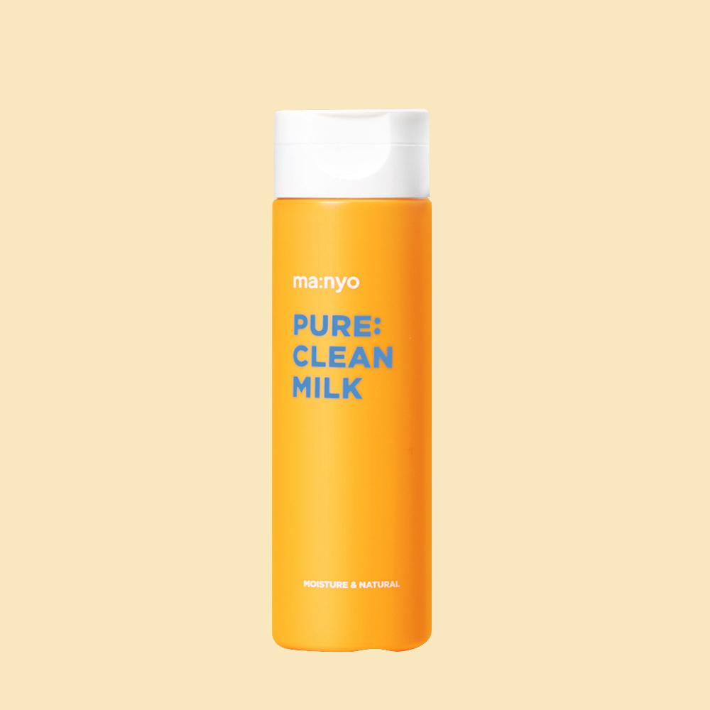 MANYO PURE CLEAN MILK 200 ML