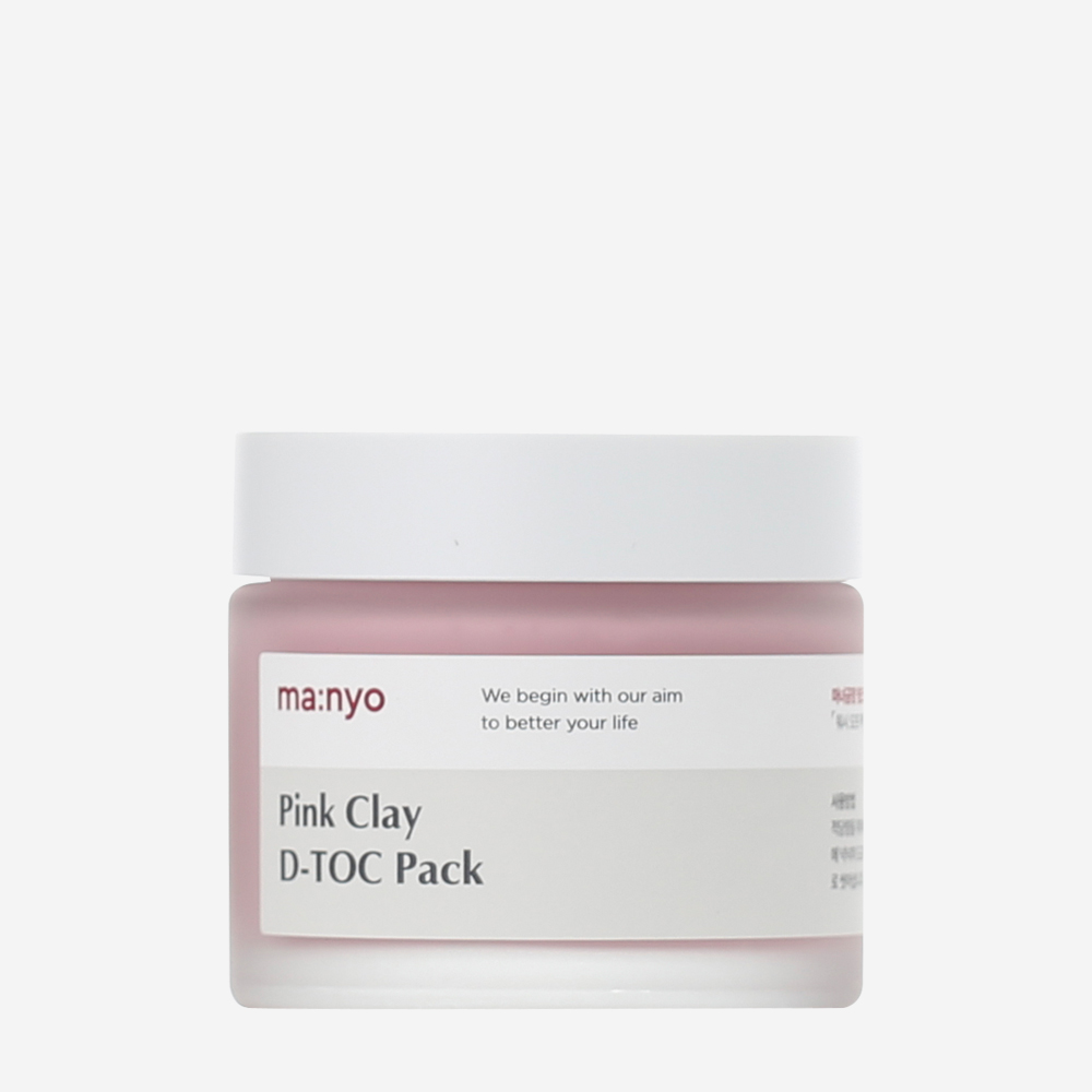 MANYO PINK CLAY D-TOC PACK 75 ML