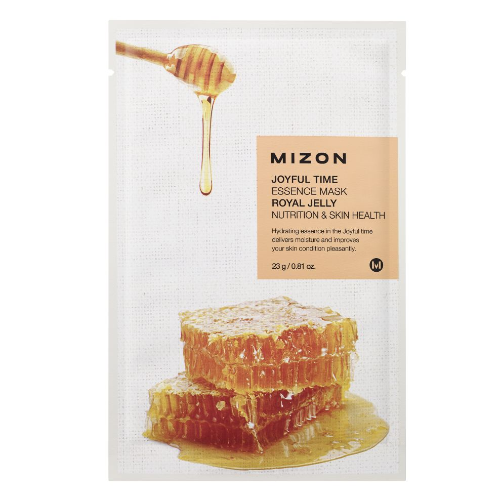 MIZON JOYFUL TIME ESSENCE FACIAL MASK ROYAL JELLY