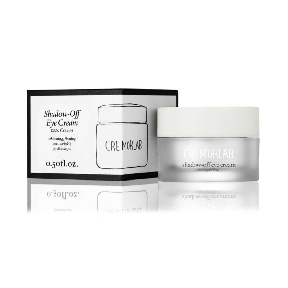 CREMORLAB TEN CREMOR SHADOW-OFF EYE CREAM 15 ML
