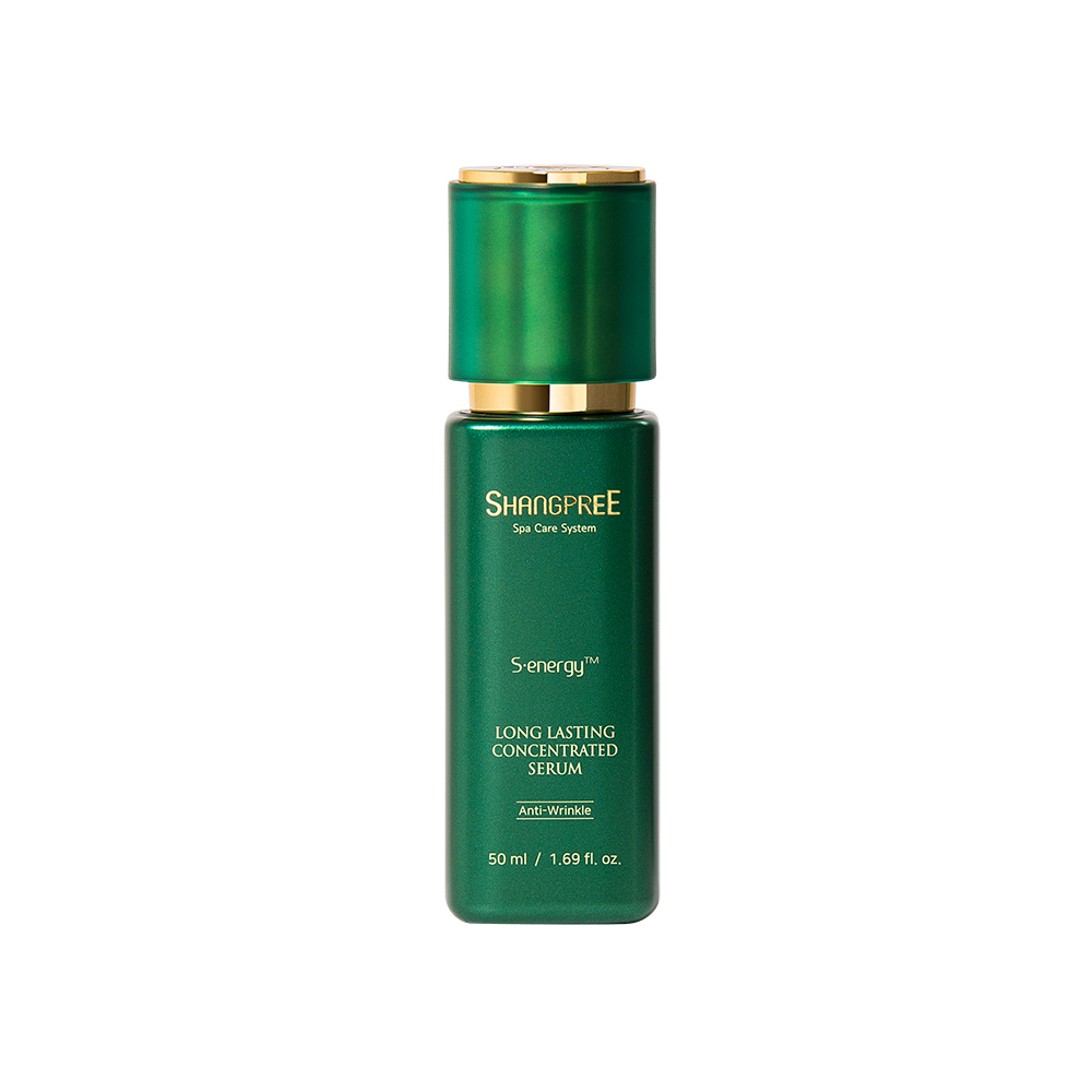 SHANGPREE S-ENERGY LONG LASTING CONCENTRATED SERUM 50 ML