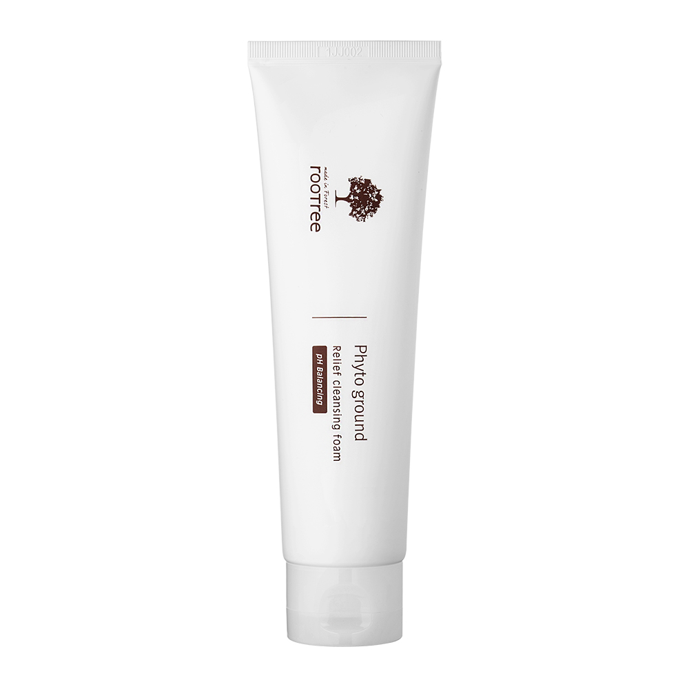 ROOTREE PHYTO GROUND RELIEF CLEANSING FOAM