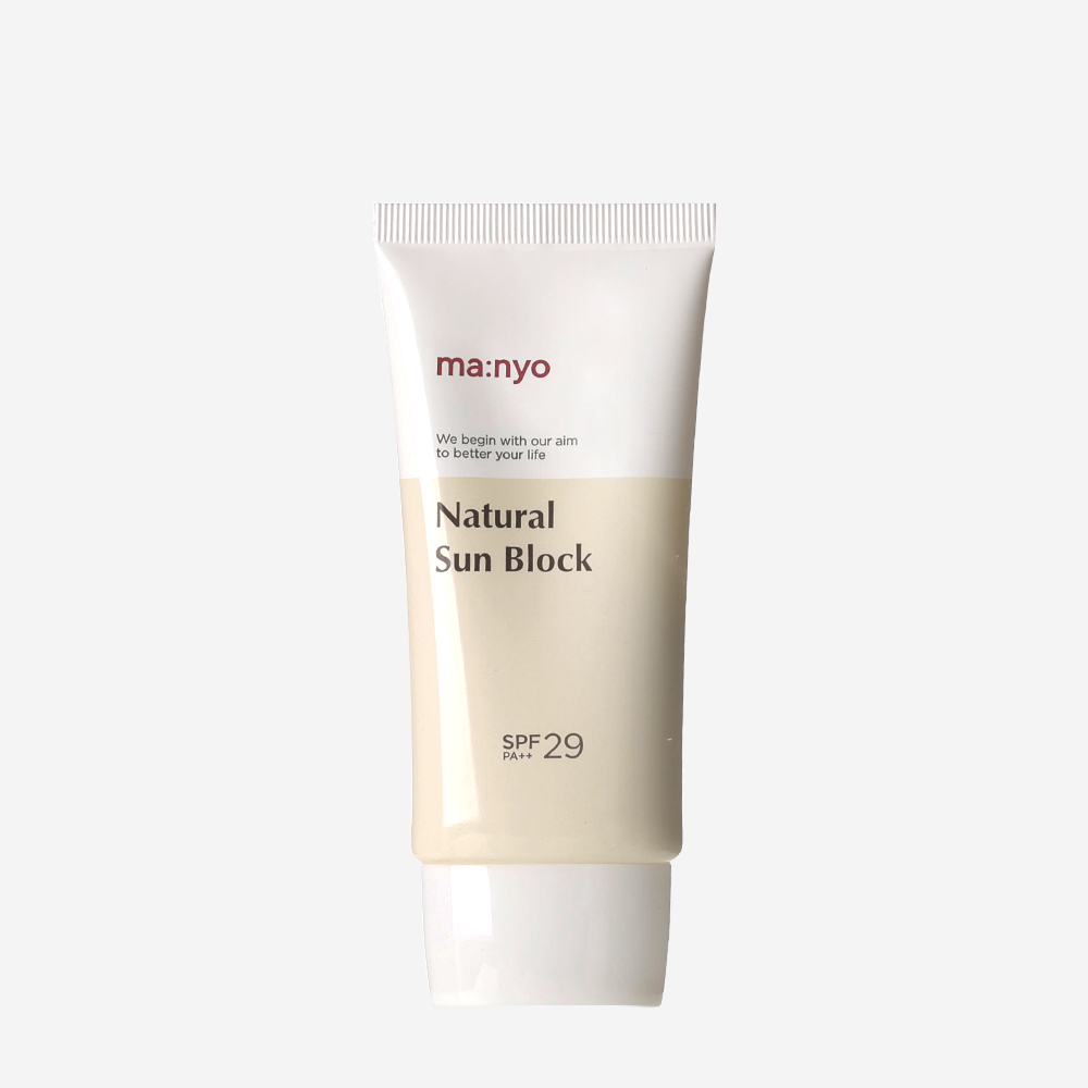 MANYO NATURAL SUNBLOCK SPF 29 50 ML