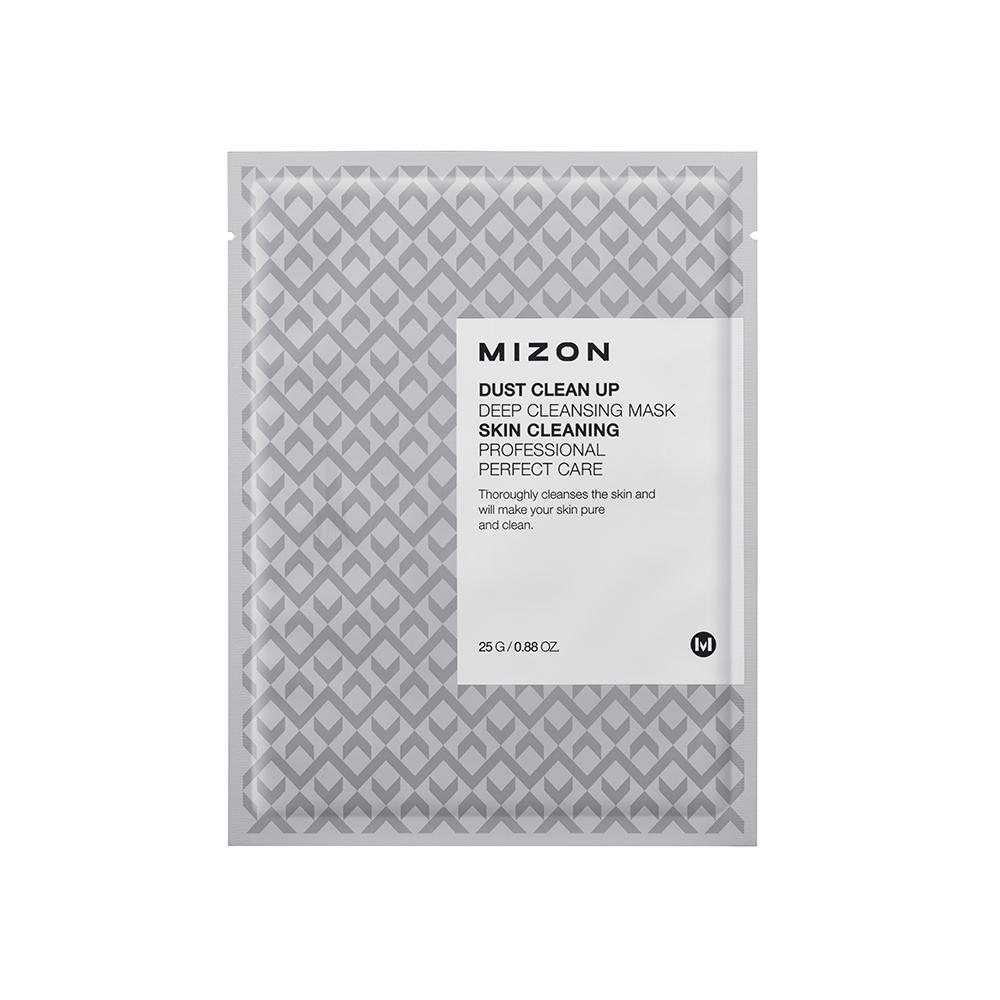 MIZON DUST CLEAN UP DEEP CLEANSING MASK