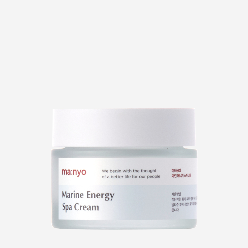 MANYO MARINE ENERGY SPA CREAM 50 ML