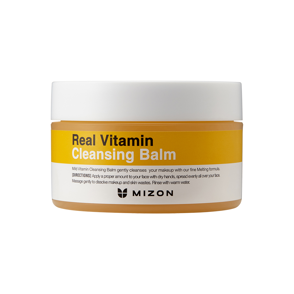 MIZON REAL VITAMIN CLEANSING BALM 100 ML