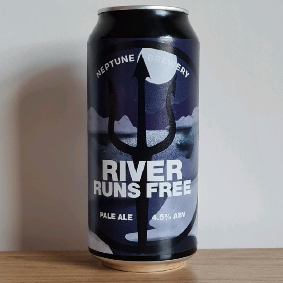 Neptune River Runs Free