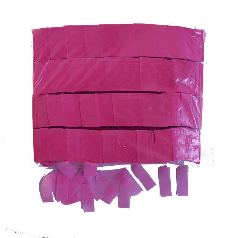 Papir Rektangulær konfetti