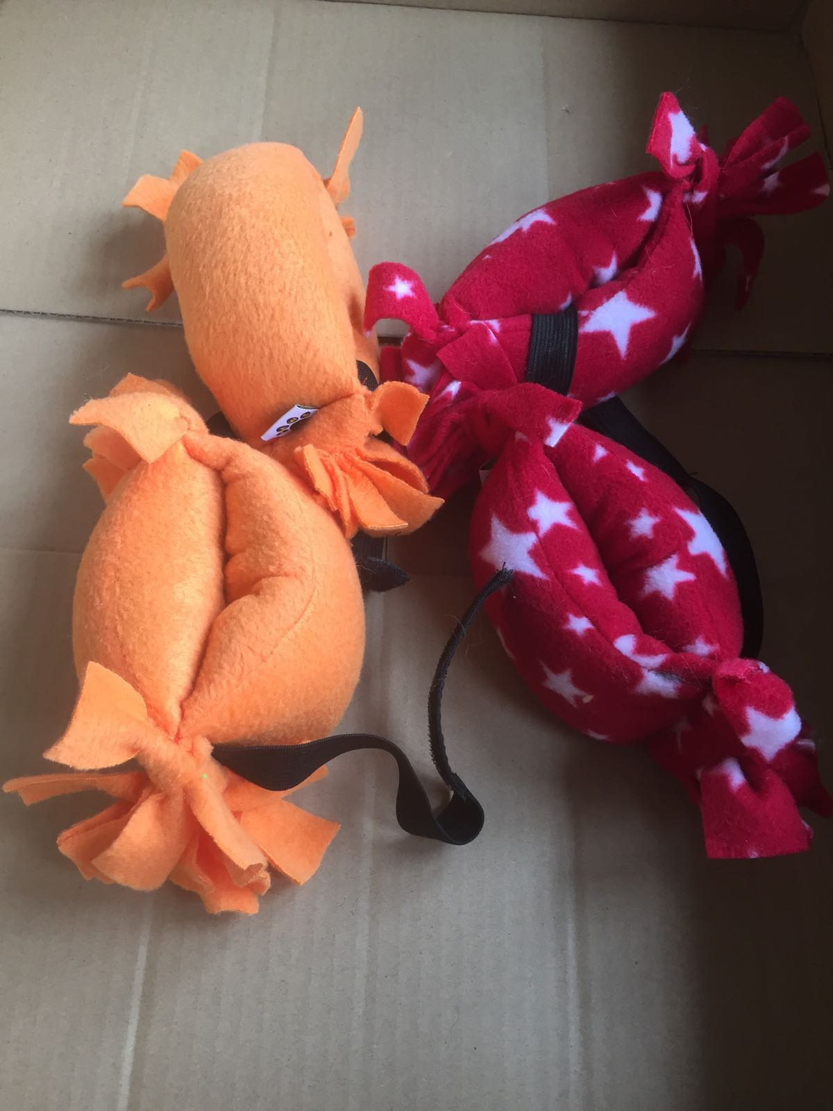 Paws Made Candy Catch Diver Package (contact trainer)