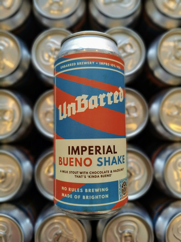 Imperial Bueno Shake, UnBarred