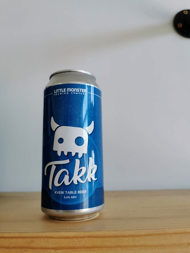 Takk, Little Monster Brew Co