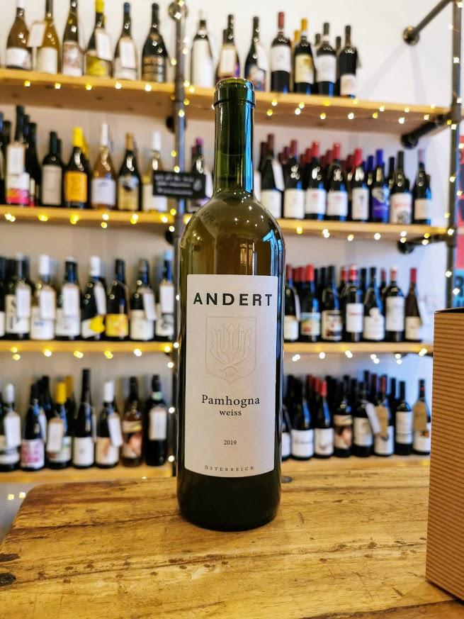 2018 Pamhogna, Andert-Wein