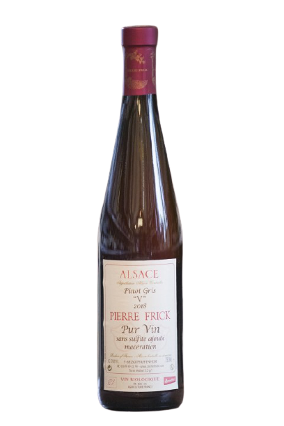 2018 Pierre Frick Pinot Gris V