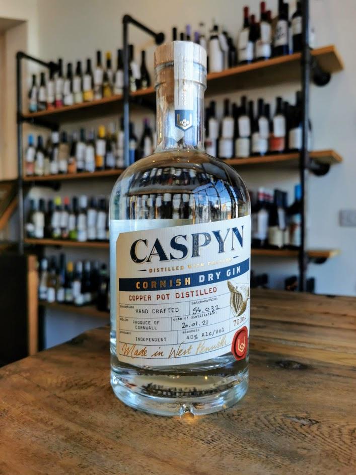 Caspyn Cornish Dry, Pocketful of Stones
