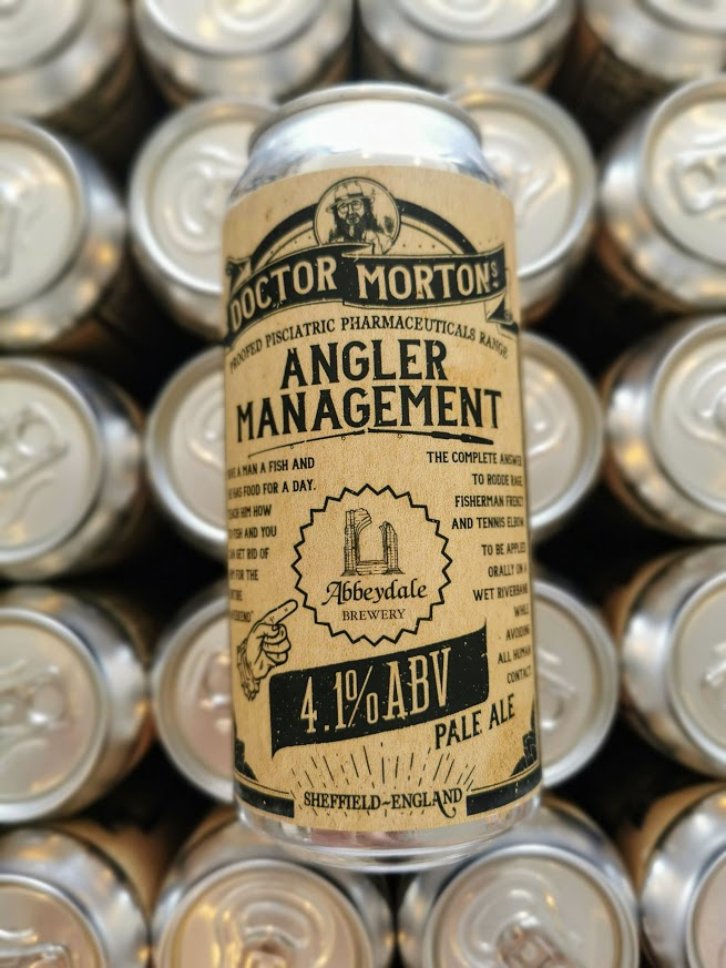 Dr Morton's Angler Management, Abbeydale Brewery