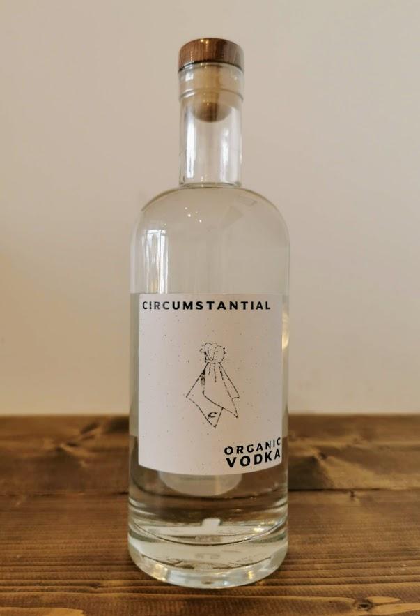Circumstantial Organic Vodka