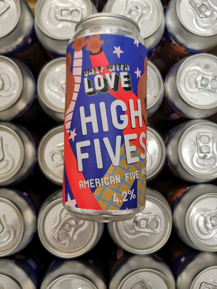 High Fives, Only With Love
