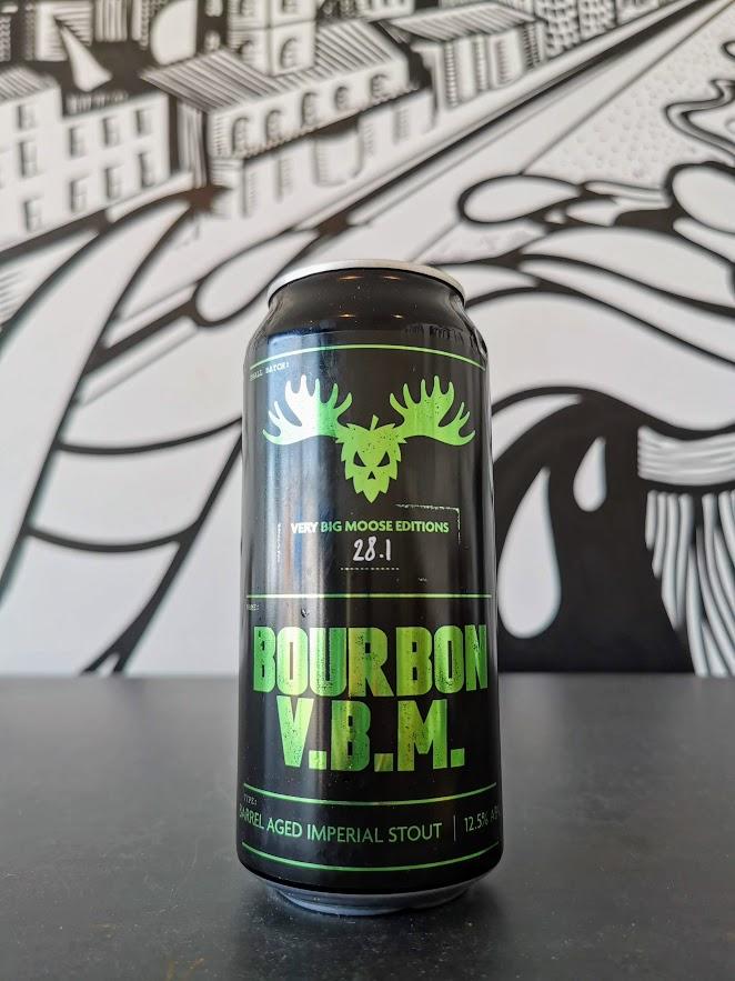 Bourbon BA V.B.M, Fierce Beer