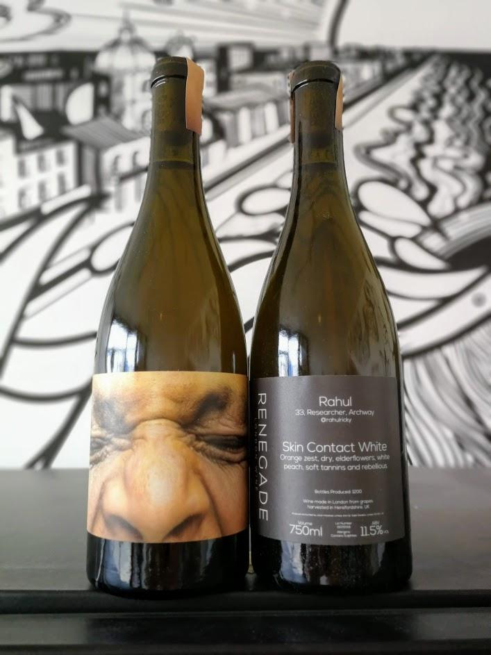 Rahul Bacchus, Renegade Wine