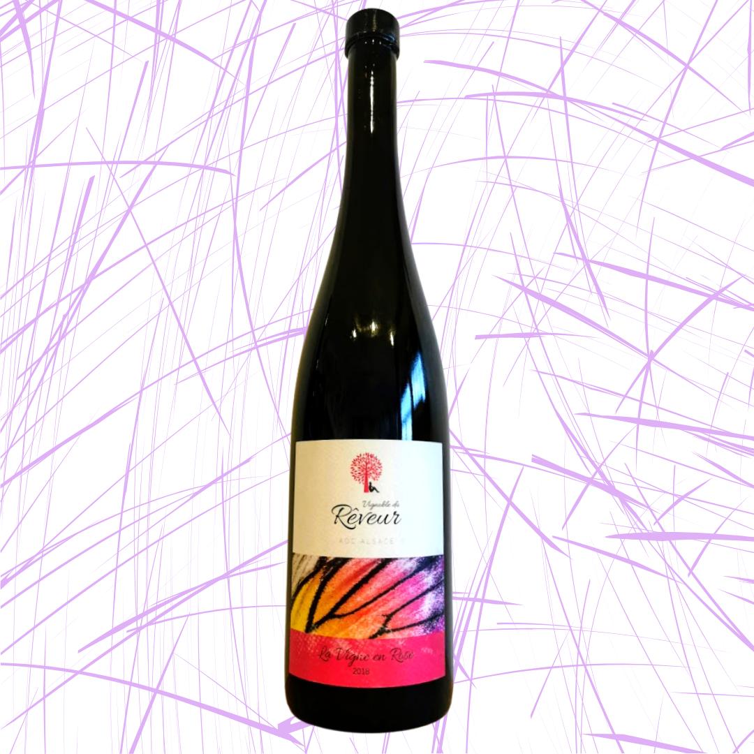 2018 La Vigne en Rose, Vignoble du Reveur