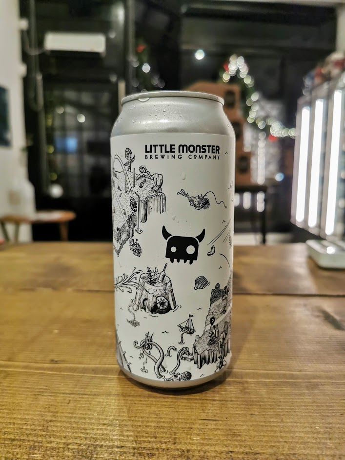 Monster State, Little Monster Brewing
