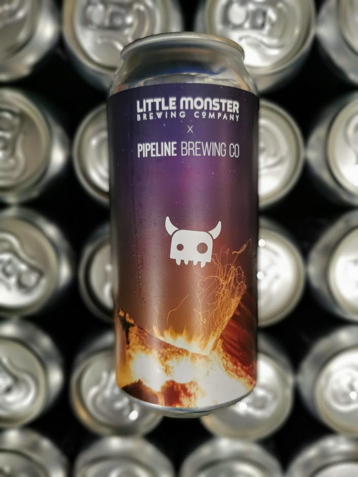 Finding Space, Little Monster x Pipeline Brewing