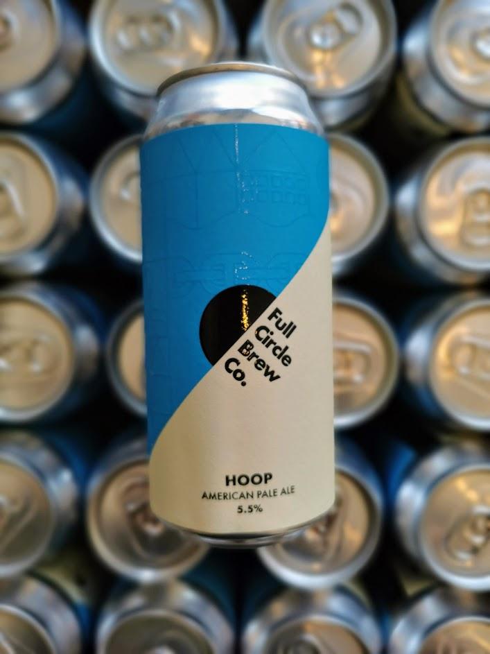 Hoop, Full Circle Brew Co
