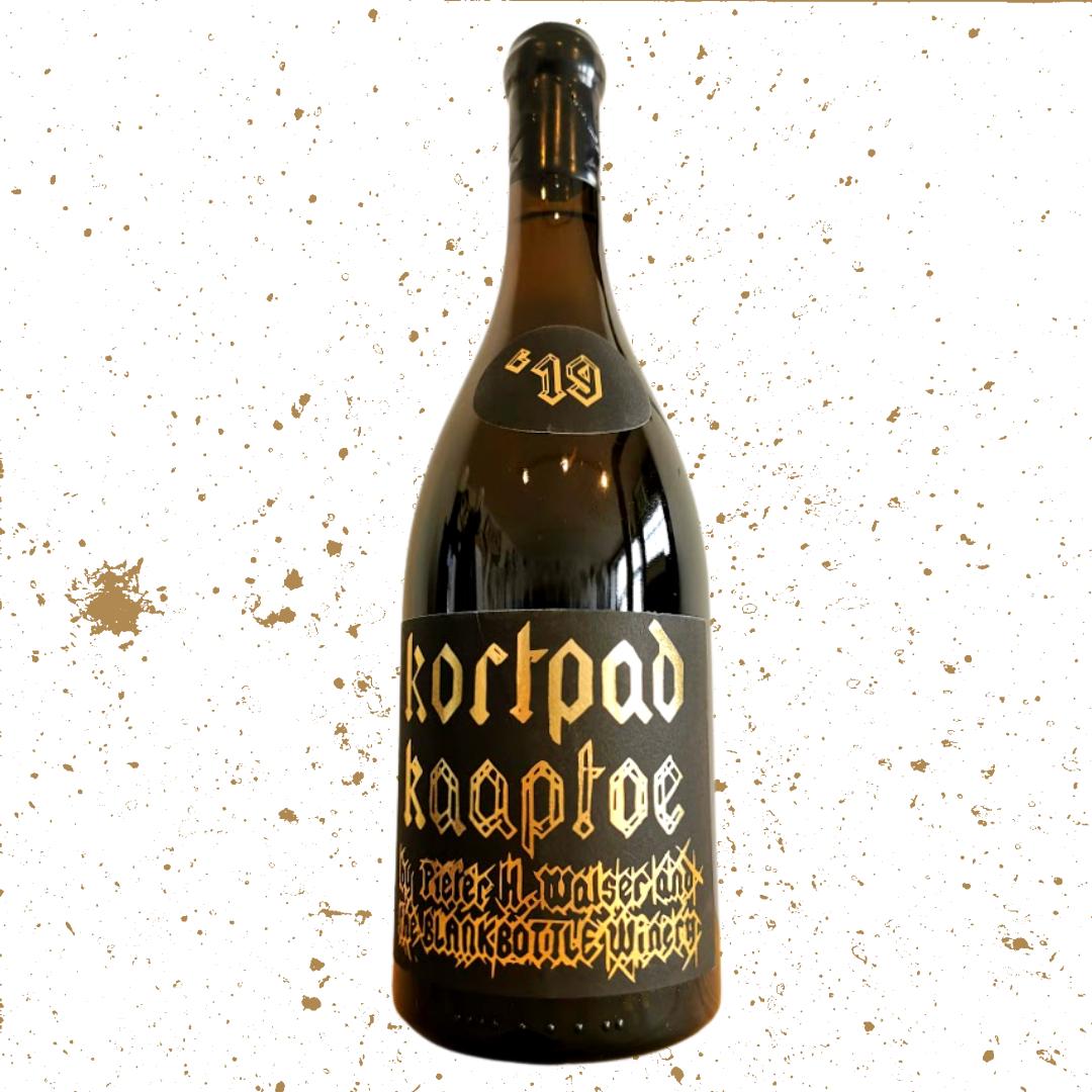 2019 Kortpad Kaaptoe, Blank Bottle Winery